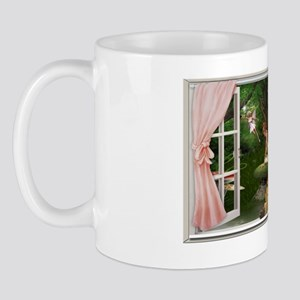 Fairy World Pink Mug
