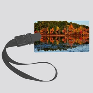 fired Large Luggage Tag