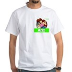 AitL White T-Shirt (Anime/Manga)