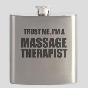 Trust Me, Im A Massage Therapist Flask
