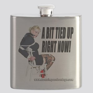 A Bit Tied Up Right Now! Flask