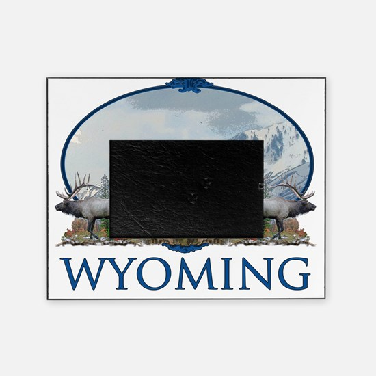 wyoming 2 Picture Frame