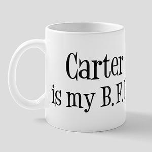 Carter is my BFF Mug