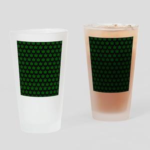 2125x2577flipfloppotleavestiled Drinking Glass