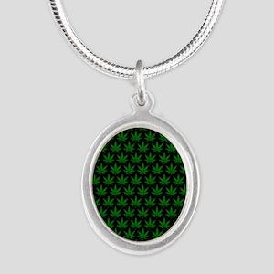 2125x2577flipfloppotleavestil Silver Oval Necklace