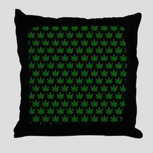 2125x2577flipfloppotleavestiled Throw Pillow