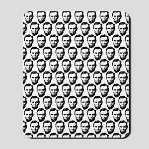 2125x2577flipflopsabrahamlincoln5 Mousepad