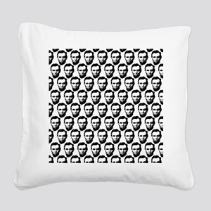 2125x2577flipflopsabrahamlinc Square Canvas Pillow