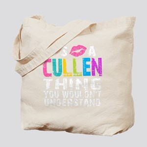Cullen Thing Colors -dk Tote Bag