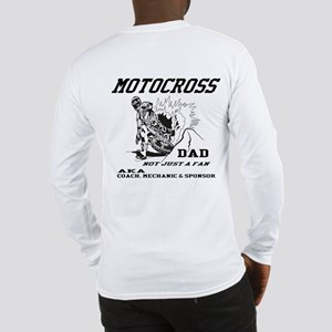MX Dad Long Sleeve T-Shirt
