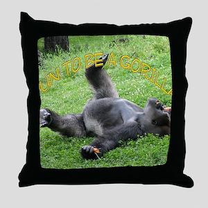 cover final Throw Pillow