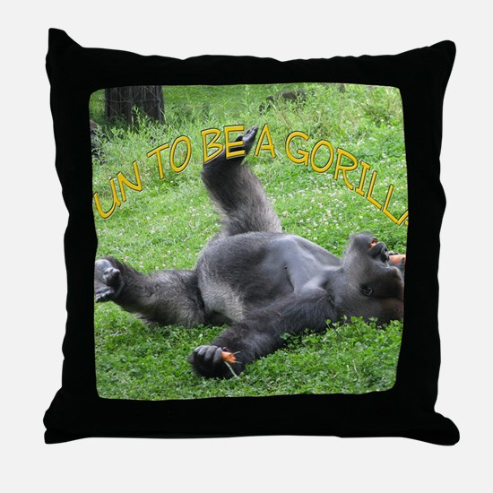 cover final Throw Pillow
