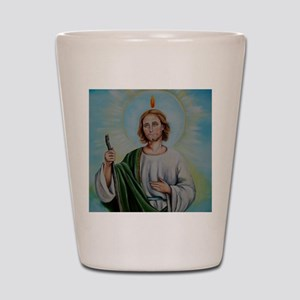 saint Shot Glass