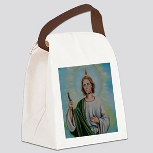 saint Canvas Lunch Bag