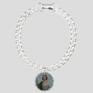 saint Charm Bracelet, One Charm