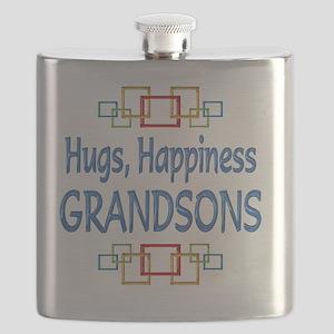 GRANDSON Flask