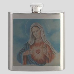 maria-heart Flask