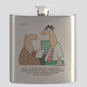 Humbug Flask
