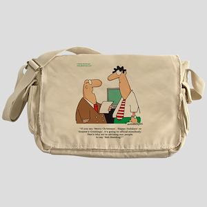 Humbug Messenger Bag