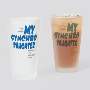 Art-For-Daughter Drinking Glass