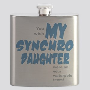 Art-For-Daughter Flask