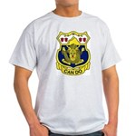 15th Inf Regiment Ash Grey T-Shirt