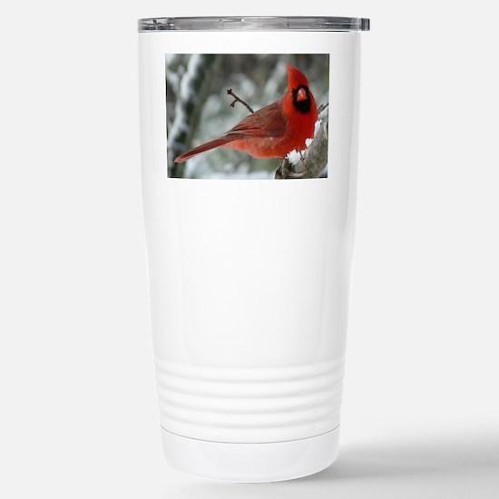 CdMW5.78x3.207 Stainless Steel Travel Mug