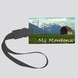 PC 06 June Large Luggage Tag