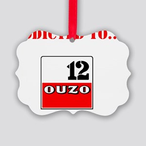 addicted_to_ouzo Picture Ornament