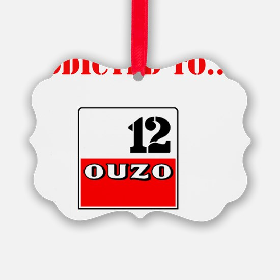 addicted_to_ouzo Ornament