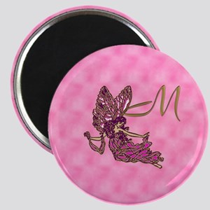 Fairy Monogram A Stamps M Magnet