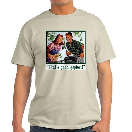 Good Gopher Natural T-Shirt