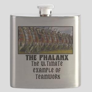 Phalanx Tee Flask