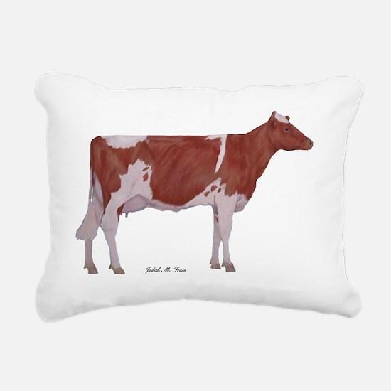 Guernseytrans Rectangular Canvas Pillow