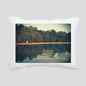 cover 2012 Rectangular Canvas Pillow