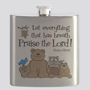 psalm 150 6 critters1 Flask
