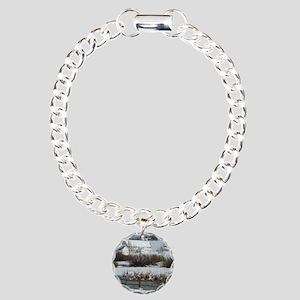 McPolinFarm2 Charm Bracelet, One Charm