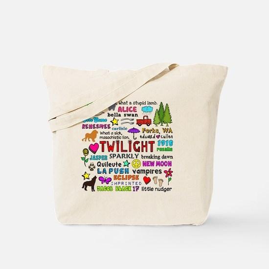 Twi Mem3 Blanket Tote Bag