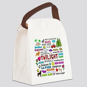 Twi Mem3 Blanket Canvas Lunch Bag