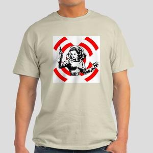 Spacegirl Natural T-Shirt
