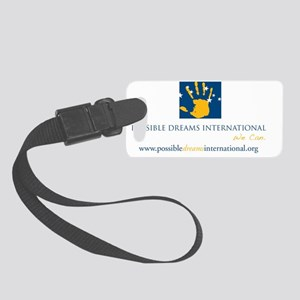 PDI Logo 1 Small Luggage Tag