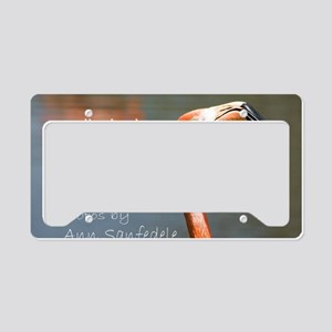 FEATHERScoverBIG License Plate Holder