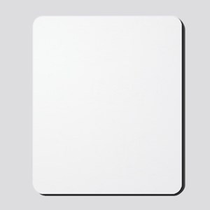 death life white Mousepad