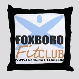 forTom Throw Pillow