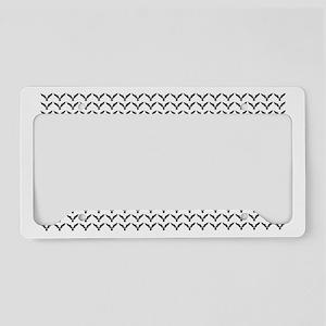 555_h_f_shoulderBag_raven License Plate Holder