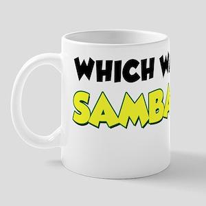 Samba Line Mug