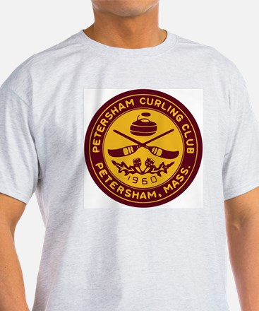 pcc_seal_gold_on_crimson_bleed T-Shirt