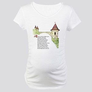The Bridge We Call Love Maternity T-Shirt