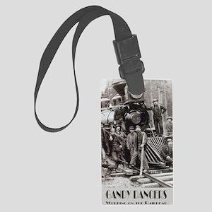 GANDY Large Luggage Tag