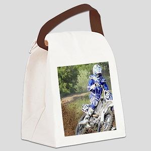 jordan motocross calender Canvas Lunch Bag